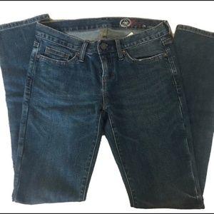 Skinny Blue Jeans Gap Limited Edition Sz 2R